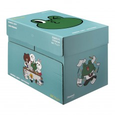 한솔제지 A4(75g) 2500매 (2박스 단위 주문)